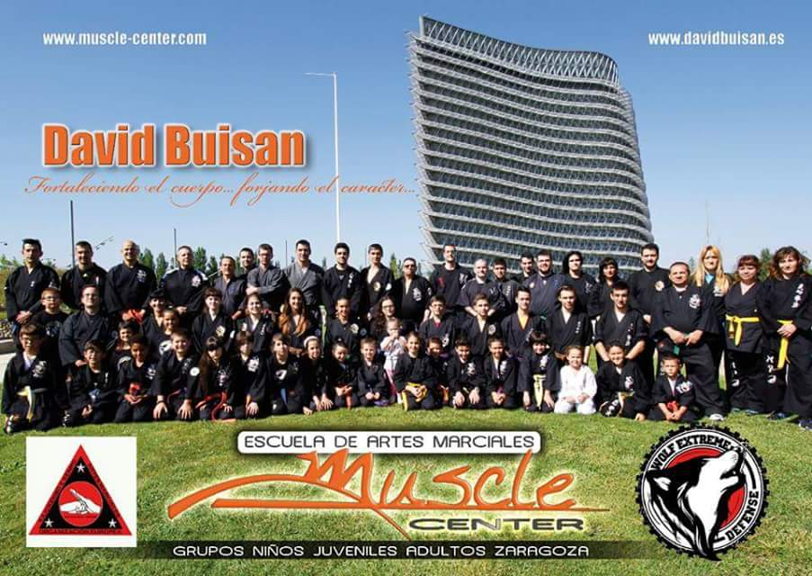 ESCUELA KENPO MUSCLE-CENTER