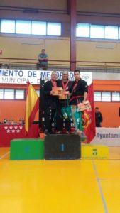 Defensa Personal Maestro Subcampeón de España