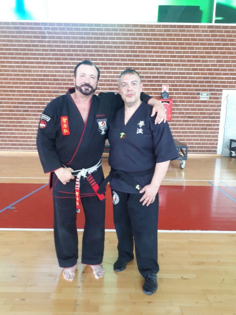 Kenpo Zaragoza Artes Marciales Defensa Personal