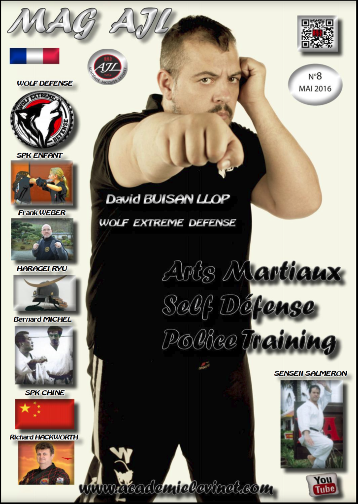 Defensa Personal Magazine