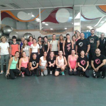 Grupo de trabajo del seminario de técnicas de prevención en Zaragoza