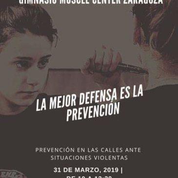 Defensa Personal Femenina Zaragoza